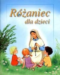 Różaniec dla dzieci - Halina Błaż - okładka książki