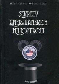 Sekrety amerykańskich milionerów - okładka książki