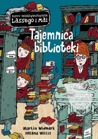 Biuro detektywistyczne Lassego - okładka książki