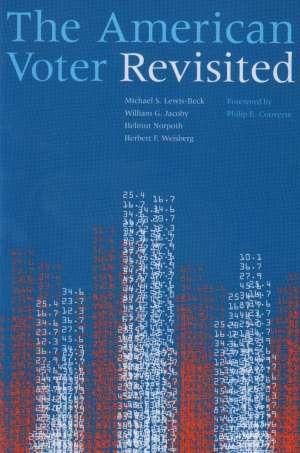 The American Voter Revisited - okładka książki