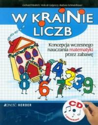 W krainie liczb - okładka książki