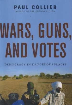Wars, Guns and Votes: Democracy - okładka książki