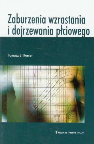 Zaburzenia wzrastania i dojrzewania - okładka książki