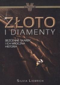 Złoto i diamenty - okładka książki