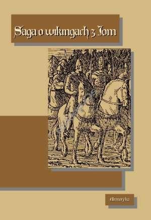 ksi��ka -  Saga o wikingach z Jom - Jan Wo�ucki