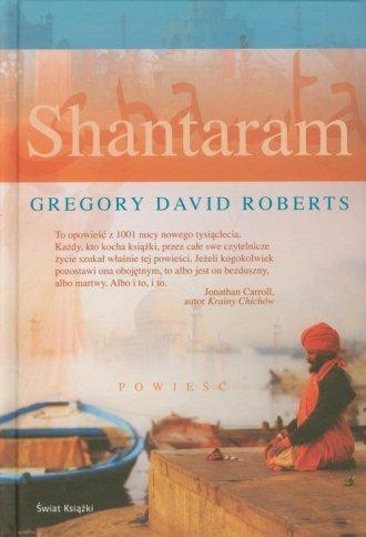 ksi��ka -  Shantaram - Gregory D. Roberts