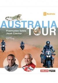 Australia Tour - okładka książki