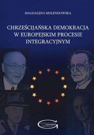 Chrześcijańska demokracja w europejskim - okładka książki