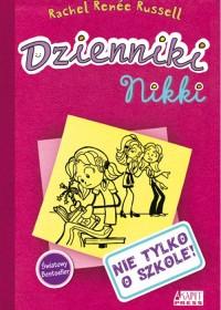 Dzienniki Nikki - okładka książki