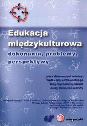 Edukacja międzykulturowa. Dokonania, - okładka książki