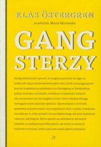 Gangsterzy - okładka książki