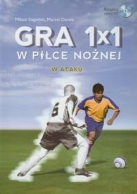 Gra 1x1 w piłce nożnej (+ CD) - okładka książki