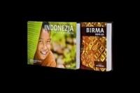 Indonezja / Birma - okładka książki
