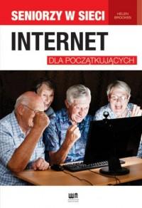 Internet dla początkujących - okładka książki