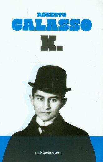 K. - okładka książki
