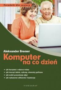 Komputer na co dzień - okładka książki