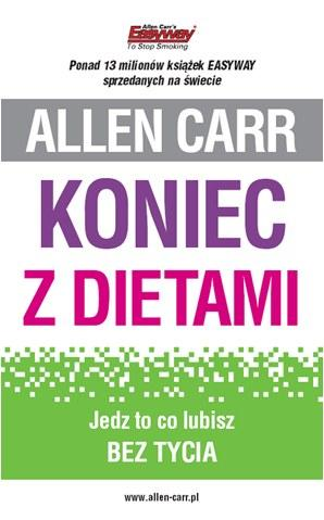 Koniec z dietami - okładka książki
