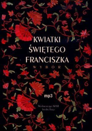 Kwiatki św. Franciszka (CD mp3) - pudełko audiobooku