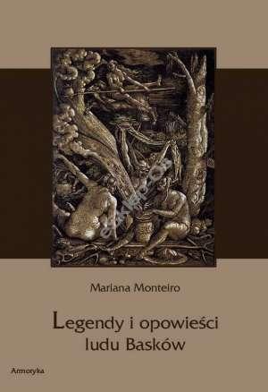 Legendy i opowieści ludu Basków - okładka książki
