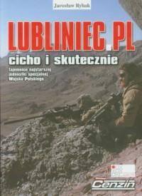 Lubliniec. Cicho i skutecznie - okładka książki