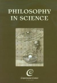 Philosophy in Science - okładka książki