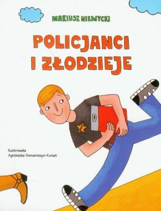 Policjanci i złodzieje - okładka książki