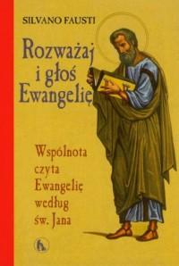 Rozważaj i głoś Ewangelię - okładka książki
