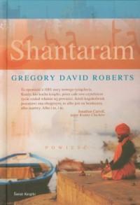 okładka książki - Shantaram