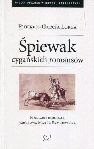 Śpiewak cygańskich romansów - okładka książki