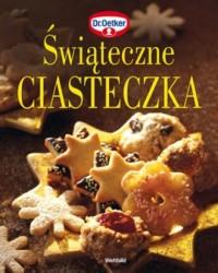 Świąteczne ciasteczka - okładka książki