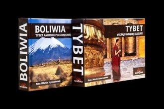 Tybet / Boliwia - okładka książki