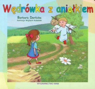 Wędrówka z aniołkiem - okładka książki