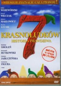 7 Krasnoludków. Historia prawdziwa (DVD) - okładka filmu