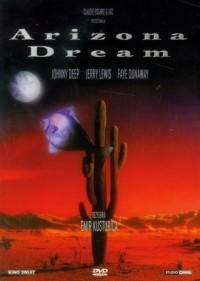 Arizona Dream (DVD) - okładka filmu