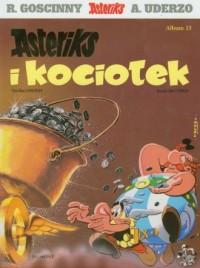 Asteriks. Album 13. Asteriks i kociołek - okładka książki