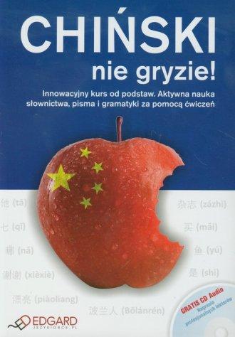 Chiński nie gryzie (CD audio) - okładka podręcznika