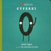Cyferki - okładka książki