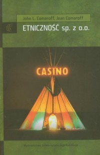 Etniczność sp. z o.o. - okładka książki