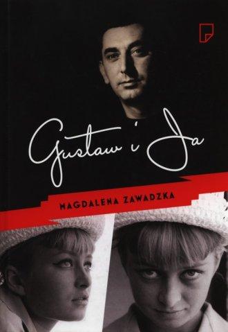 Gustaw i ja - okładka książki