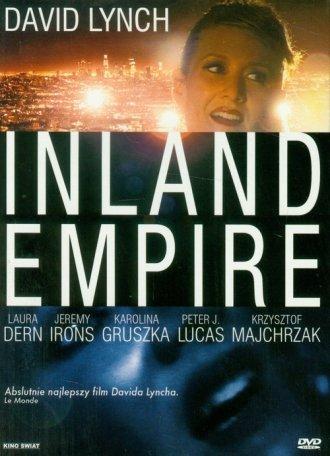 Inland Empire (DVD) - okładka filmu