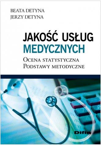 Jakość usług medycznych - okładka książki