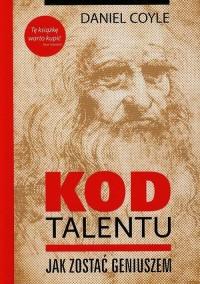 Kod talentu. Jak zostać geniuszem - okładka książki