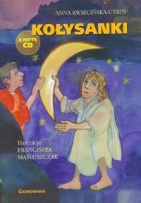 Kołysanki (CD) - okładka książki
