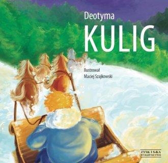 Kulig - okładka książki