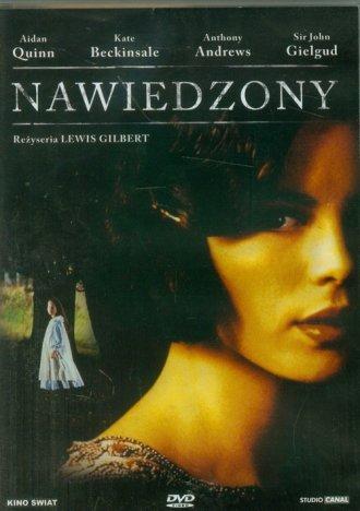 Nawiedzony (DVD) - okładka filmu