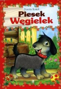 Piesek Węgielek - okładka książki