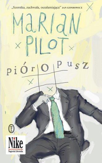Pióropusz - okładka książki