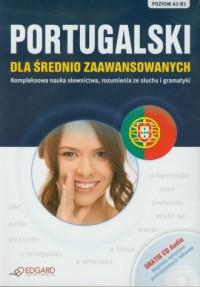 Portugalski dla średnio zaawansowanych. Poziom A2-B1 (CD audio) - pudełko audiobooku