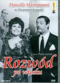 Rozwód po włosku (DVD) - okładka filmu