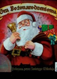 Tradycyjna gra Bożonarodzeniowa - zdjęcie zabawki, gry